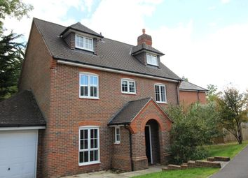 Thumbnail 5 bed detached house to rent in Jarvis Fields, Bursledon, Southampton
