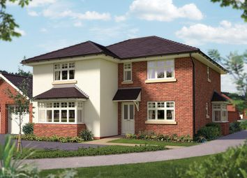 "Thumbnail 5 bedroom detached house for sale in ""The Arundel"" at Skates Drive, Wokingham"