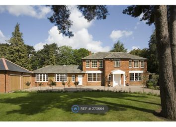 Thumbnail 6 bed detached house to rent in Coombe Hill Road, Kingston Upon Thames
