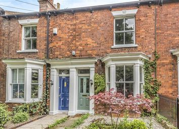 Thumbnail 2 bed terraced house for sale in Woodlands, Beverley
