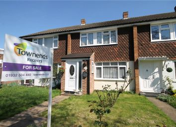 3 bed terraced house for sale in Bingley Road, Sunbury-On-Thames, Middlesex TW16