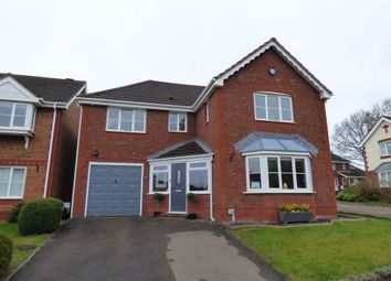 Thumbnail 4 bed detached house for sale in St. Saviours Rise, Frampton Cotterell, Bristol