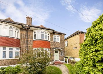 Thumbnail 3 bed property for sale in Leigham Court Road, London