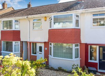Thumbnail 3 bed terraced house for sale in Ashford Crescent, Plymouth