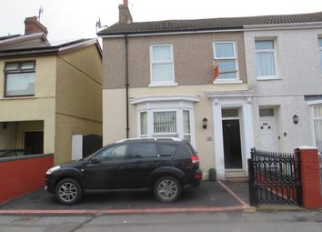 Thumbnail 3 bed semi-detached house for sale in Coldstream Street, Llanelli