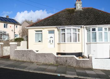 Thumbnail 2 bed semi-detached bungalow for sale in Seacroft Road, St Budeaux, Plymouth