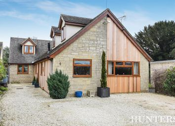 Thumbnail 4 bed detached house for sale in Busbys Close, Clanfield, Bampton