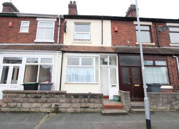 Thumbnail 2 bedroom terraced house for sale in Railway Street, Tunstall, Stoke-On-Trent