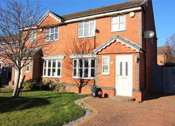 Thumbnail 3 bed semi-detached house for sale in Eliot Close, Wirral, Merseyside