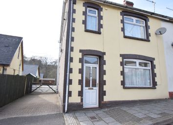 Thumbnail 3 bed semi-detached house for sale in Pentwyn Road, Crumlin, Newport