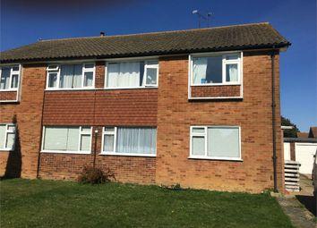 Thumbnail 2 bed maisonette for sale in Lavender Road, West Ewell, Epsom