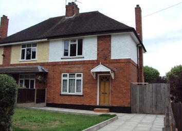 Thumbnail 3 bed semi-detached house to rent in Holly Road, Dudley