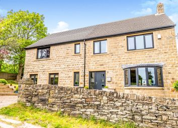 Thumbnail 5 bed detached house for sale in Springfield Avenue, Clayton West, Huddersfield