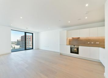 Thumbnail 1 bed flat to rent in Pendant Court, Royal Wharf, London