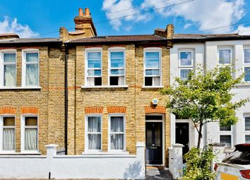 Thumbnail 3 bed terraced house for sale in Miller Road, Colliers Wood, London