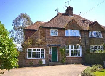 Thumbnail 4 bed semi-detached house for sale in Ellens Green, Rudgwick, Horsham
