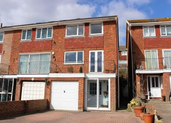 Thumbnail 4 bed end terrace house for sale in Slinfold Close, Brighton