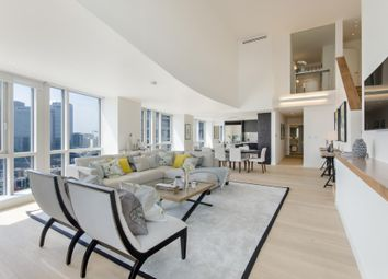 Thumbnail 3 bedroom flat for sale in Ontario Tower, 4 Fairmont Avenue, London