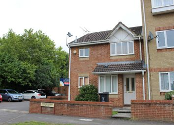 Thumbnail 1 bed end terrace house to rent in Barnum Court, Swindon