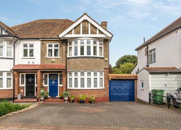Thumbnail 3 bed semi-detached house for sale in Elmbridge Avenue, Surbiton