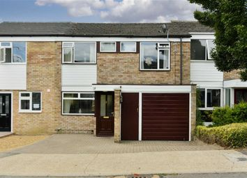 Thumbnail 3 bed terraced house for sale in Angus Close, Chessington, Surrey