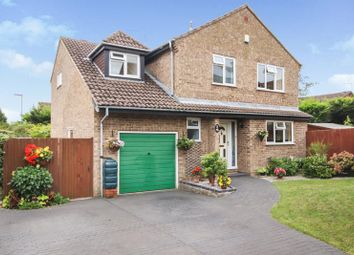 Thumbnail 4 bed detached house for sale in Vokes Close, Little Billing, Northampton
