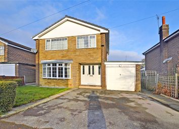 Thumbnail 3 bed detached house for sale in Windmill Rise, Aberford, Leeds, West Yorkshire