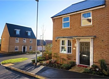 Thumbnail 3 bed end terrace house for sale in Gilbert Road, Yeovil