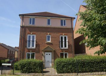 Thumbnail 4 bed detached house to rent in Catherines Walk, East Anton, Andover