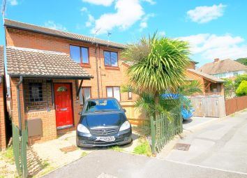 Thumbnail 2 bedroom semi-detached house for sale in Marline Road, Parkstone, Poole