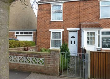 Thumbnail 2 bedroom terraced house to rent in Somerton Avenue, Lowestoft