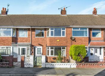 Thumbnail 3 bed terraced house for sale in Sutherland Road, Blackpool