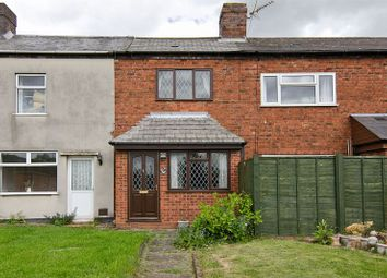 Thumbnail 1 bed terraced house for sale in High Street, Chase Terrace, Burntwood