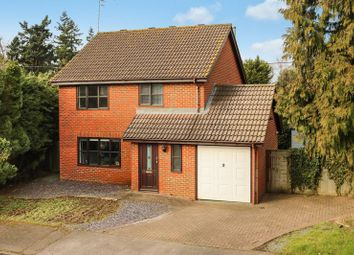 Thumbnail 3 bed detached house for sale in Badgers Cross, Portsmouth Road, Milford, Godalming