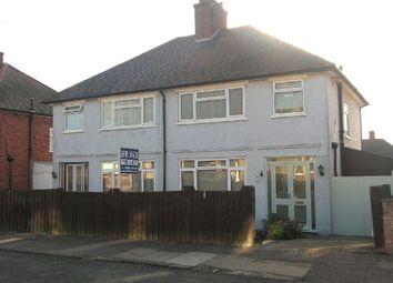 Thumbnail 3 bedroom semi-detached house to rent in Longland Road, Abington, Northampton