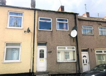 Thumbnail 3 bed terraced house for sale in 21 William Street, North Skelton, Cleveland