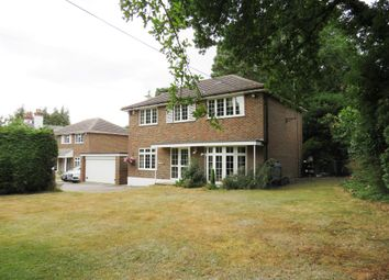 Thumbnail 4 bedroom detached house for sale in Copthorne Common, Copthorne, Crawley