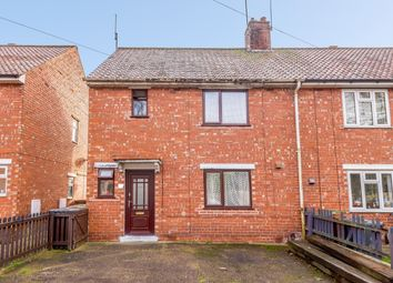 2 bed semi-detached house for sale in Beech Street, Lincoln, Lincolnshire LN5