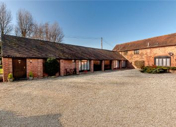 Thumbnail 4 bedroom barn conversion for sale in Frodesley House Farm Barns, Frodesley, Dorrington, Shrewsbury