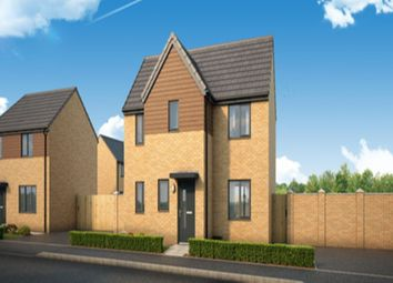 Thumbnail 3 bed detached house for sale in Warwick Broomhouse Lane, Edlington, Doncaster