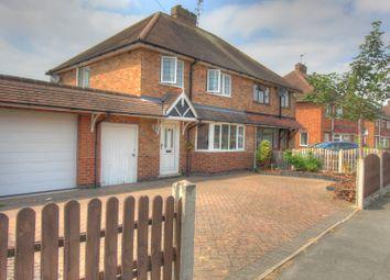 Thumbnail 3 bed semi-detached house for sale in Packman Drive, Ruddington, Nottingham