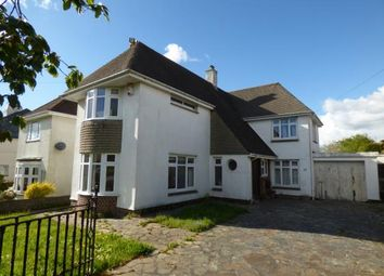 Thumbnail 3 bedroom detached house for sale in Plymouth, Devon
