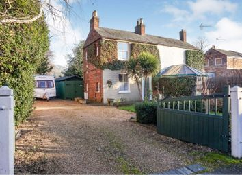 Thumbnail 3 bed link-detached house for sale in St. Augustines Road, Wisbech