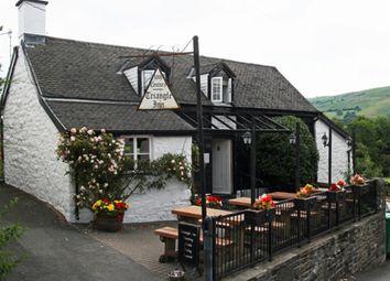 Thumbnail Pub/bar for sale in Powys LD6, Cwmdauddwr, Powys