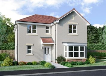 "Thumbnail 4 bed detached house for sale in ""Lamont"" at Lasswade Road, Edinburgh"