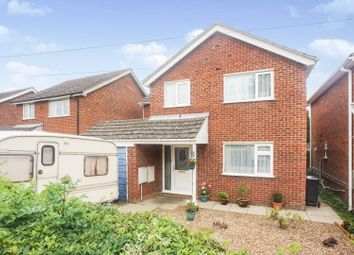 Thumbnail 4 bed detached house for sale in Anglian Way, Market Rasen