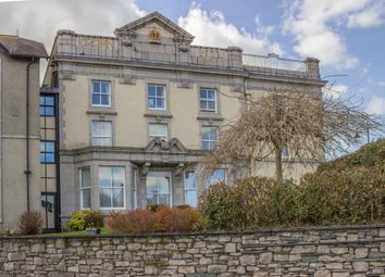 Thumbnail 2 bed flat for sale in 10 Crown Hill, Main Street, Grange-Over-Sands