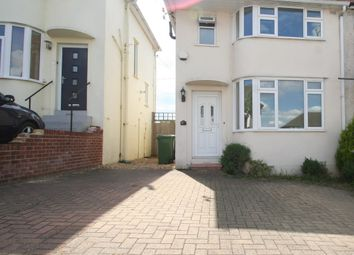 Thumbnail 3 bed semi-detached house to rent in Crabtree Road, Oxford