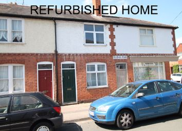 Thumbnail 2 bedroom terraced house to rent in Goldhill Road, South Knighton, Leicester