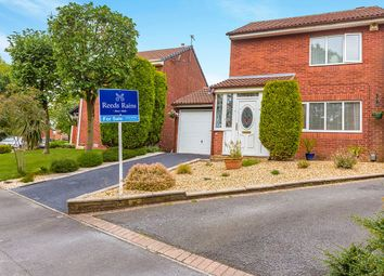 Thumbnail 3 bed detached house for sale in Wymundsley, Chorley